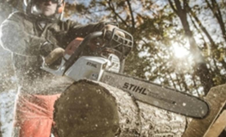 Stihl Chainsaw Image